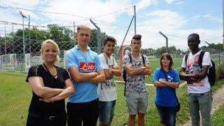 T01E89: Estudantes suíços falam sobre futebol em seu País.