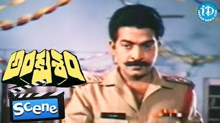 Ankusham Movie Scenes - Rajasekhar Visits Vishwanath's Office    Jeevitha    Kodi Ramakrishna - IDREAMMOVIES