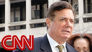 New charges against Manafort in Mueller probe - CNN