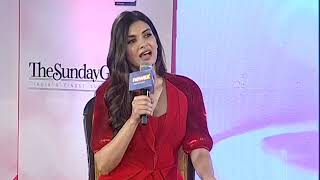Women Of Steel Summit: Diana Penty on MeToo, says I am so happy & proud that this is happening - NEWSXLIVE