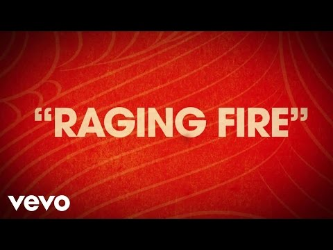 Phillip Phillips - Raging Fire (Lyric Video)