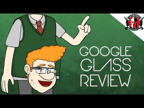 The REAL Google Glass Review (Funny)