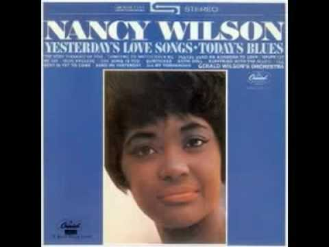 Nancy Wilson What Are You Doing New Year s Eve