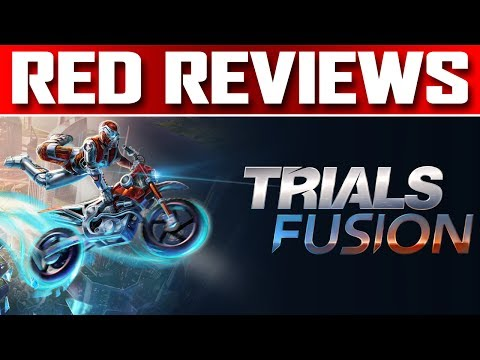 Trials Fusion Review ★ Giveaway