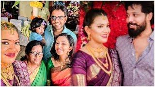Singer Geetha Madhuri Seemantham Celebrations | Geetha Nandu - RAJSHRITELUGU