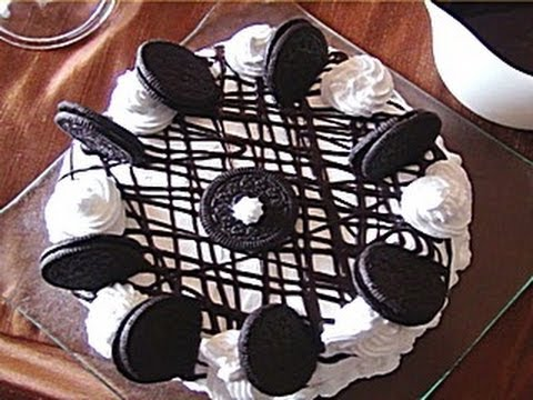 OREO Ice Cream Cake