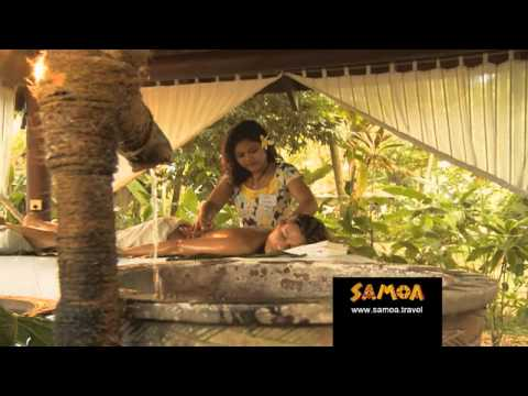 Samoa Tourism Authority -- Still Smiling TVC