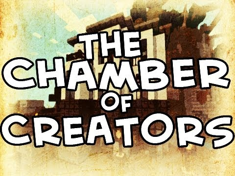 Minecraft |  The Chamber of Creators w/ Zeroyal and Gassy | Ep.5