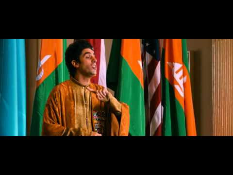The Dictator - Democracy Speech