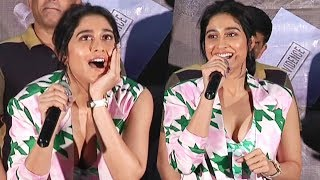 Regina Cassandra Speech At Evaru Success Press Meet | Tollywood News - TFPC