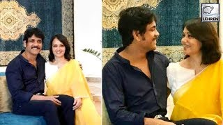 Nagarjuna Is Serious Husband Goals After His Heartmelting Birthday Wish For Wife - LEHRENTELUGU