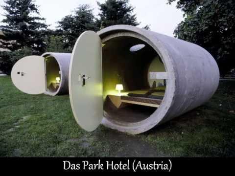 Los 28 hoteles más raros y únicos del mundo