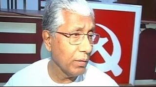 Jayalalithaa's no to Third Front not a setback: Manik Sarkar to NDTV - NDTV