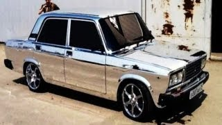 ТЮНИНГ АВТО - Русский тюнинг автомобилей