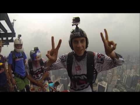 Buildings - BASE jumping