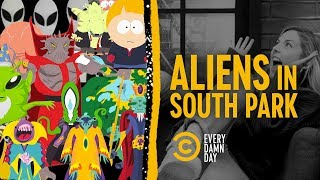 South Park's Best Alien Encounters - COMEDYCENTRAL