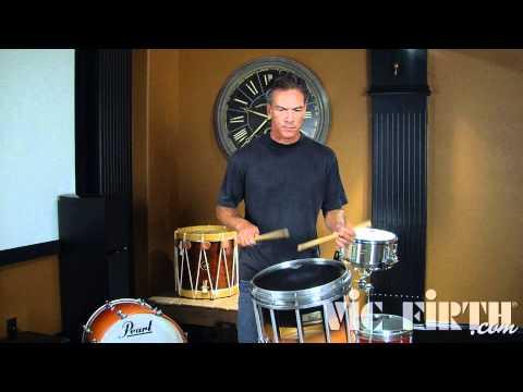 5 Stroke Roll (Triplet Interpretation): Rudiment Breakdown by Dr. John Wooton