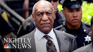 Andrea Constand Fought For A Decade To Hold Bill Cosby Accountable | NBC Nightly News - NBCNEWS