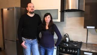 Отзыв клиента | Кухни «ЭльКонфорте» | Пластик ASD