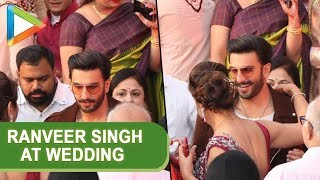Ranveer Singh gate-crashes a wedding during 'Simmba' promotion - HUNGAMA