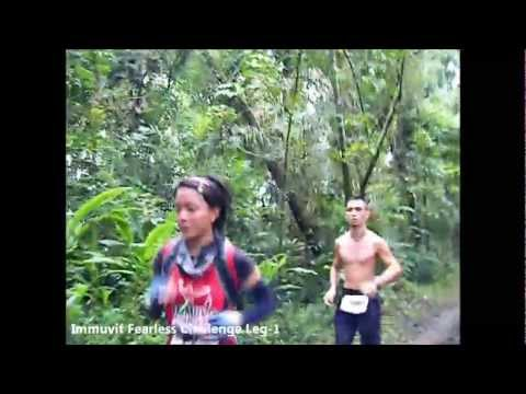 Trail and Open-road running in the Philippines + T