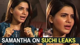 Samantha Expressed Her Pain On Victims Of Suchi Leaks | #MustWatch | TFPC - TFPC