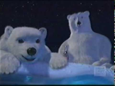 Coca Cola Polar Bear Commercial -XWj70J-C-VY