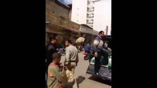 بالفيديو.. ضبط 2 طن دقيق وأنابيب قبل بيعها بالسوق السوداء بدمياط