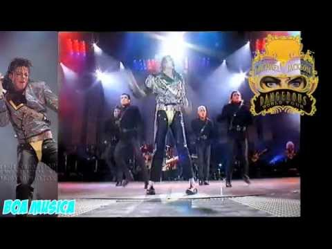 Michael Jackson-Jam Live 1992 Bucharest BBC Version HD