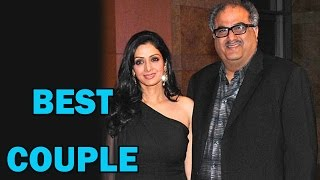 Sridevi Kapoor and Boney Kapoor - Bollywood's charismatic couple! | Bollywood News