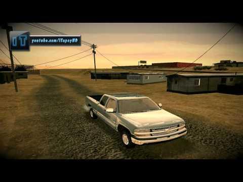 2000 Chevrolet Silverado 1500 Z71(Gta San Andreas Car Mod)(HD)