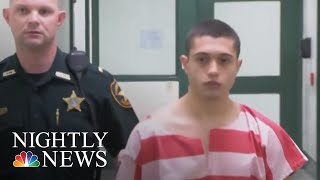Suspect In Ocala, Florida School Shooting: 'I Want To Be Put Away' | NBC Nightly News - NBCNEWS