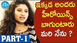 Actress Vishnu Priya Exclusive Interview  - Part#1 || Soap Stars With Anitha - IDREAMMOVIES