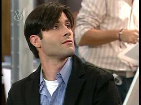 Jonathan Montenegro, en la novela Voltea Pa' Que Te Enamores 2007