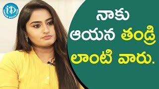 నాకు అయన తండ్రి లాంటి వారు.  -TV Artist Tulasi || Soap Stars With Anitha - IDREAMMOVIES