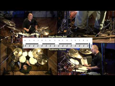 Single Stroke Roll - Drum Rudiment