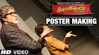 Bhoothnath Returns: Making of Poster | Amitabh Bachchan, Parth Bhalerao - TSERIES