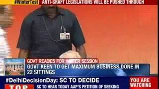 Narendra Modi government to push for reforms during winter session - NEWSXLIVE