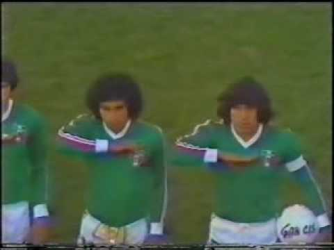 Germany v Mexico 1978 (Part 1)