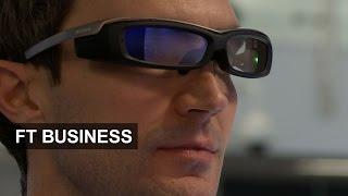 Sony focuses on SmartEyeglass - FINANCIALTIMESVIDEOS