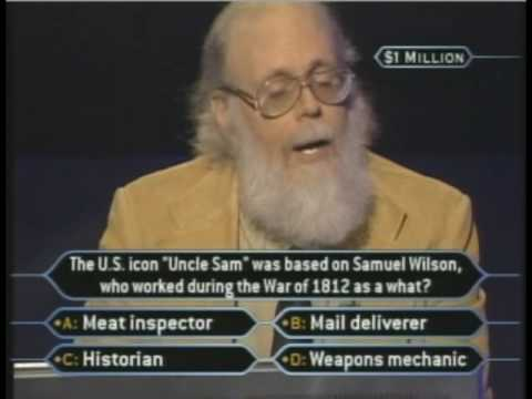 Kevin Smith s Million Dollar Question Who Wants to be a Millionaire Classic Format 