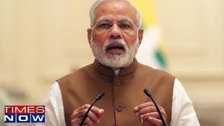 PM Modi's Masterstroke As Beijing Beefs Up Border Forces - TIMESNOWONLINE