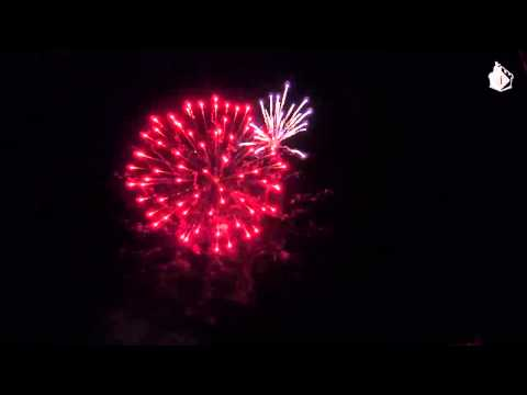feu artifice Port Saint Louis 2014
