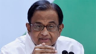 P Chidambaram takes a dig at EC for delaying Gujarat election date - TIMESOFINDIACHANNEL