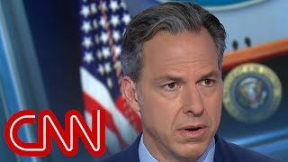 Jake Tapper: Stunning admission by Trump - CNN
