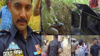 Operation Gold Fish Making Video    Aadi   Sasha Chettri   Nitya Naresh    Adivi Sai Kiran - IGTELUGU