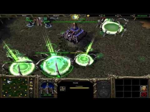 Видео: Вадим против ИИ Warcraft 3