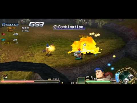 Ys Seven - Boss: Long-Tusked Boar: Es Gallion (Nightmare Mode)