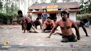 Supreme Climax fight with differently abled persons Making Video - IGTELUGU