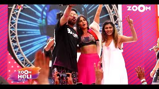 Zoom Holi Fest 2019 | Full Event | UNCUT | Katrina Kaif, Badshah, Aayush Sharma, Naezy | Exclusive - ZOOMDEKHO